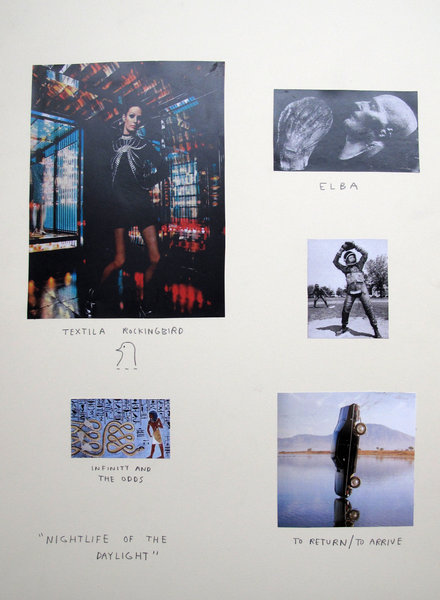 Beyond the Vanishing Point - Narratives from the Collection 2010-2011 - NIGHTLIFE_OF_THE_DAYLIGHT
