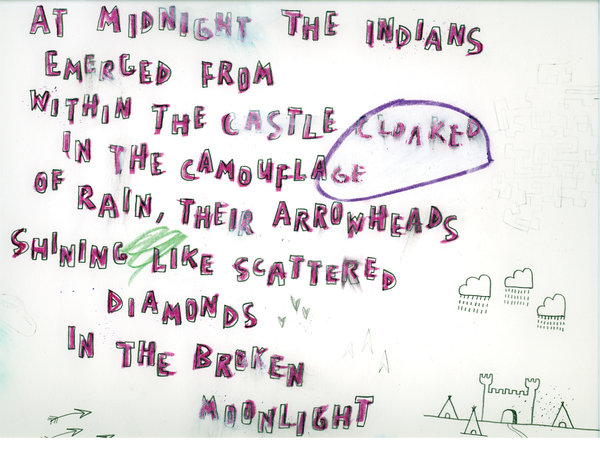Beyond the Vanishing Point - Works From the Archive 2007 and beyond  - MIDNIGHT_INDIANS